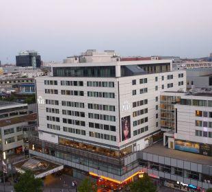 Von der Überseite Hotel Palace Berlin