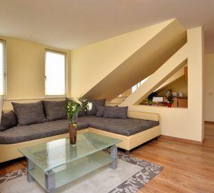 Suite Wohnbereich Hotel Via City