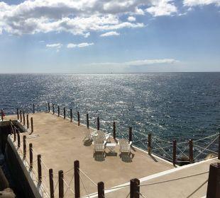 Meerzugang Hotel The Cliff Bay (PortoBay)