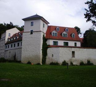 Alter Schloßteil Hotel Schloss Schweinsburg