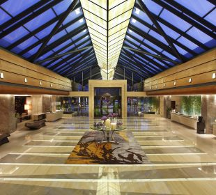 Lobby  Kempinski Hotel Beijing Lufthansa Center
