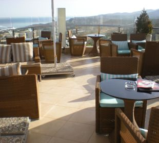 Restaurant / Bar aussen Hotel Royal Heights Resort