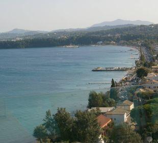 Vom hotel nach ipsos Marilena Sea View Hotel