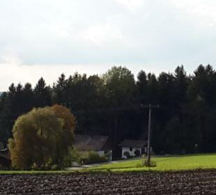 Ausblick Landhotel Stemp