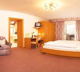 Wohlfühlzimmer im ländlichen Stil  Hotel Sulfner