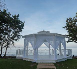 Gartenanlage Dreams La Romana Resort & Spa