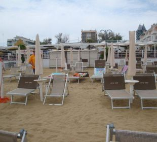 Eigener Strand Hotel Eden Lido Di Jesolo