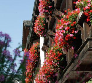 Blumenpracht Hotel Neuer am See