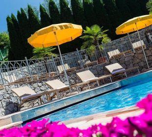 Outdoorpool DolceVita Hotel Jagdhof