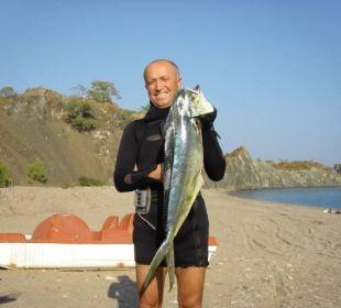 Fishing am Meer Cirali Hotel Anatolia Resort