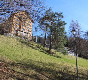 Aussenansicht des Zentrums Ländli Hotel Zentrum Ländli