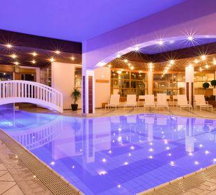 Pool Hotel Montafoner Hof