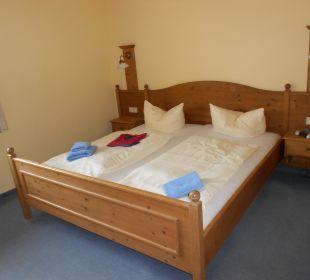 Schlafzimmer Gasthof Schwabenhof