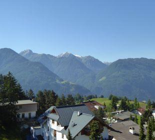Ausblick von unsere Suite Hotel Castel