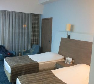 Zimmer Hotel Concorde De Luxe Resort