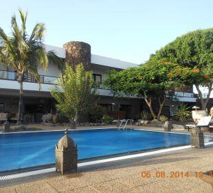 Pool und Hotel Hotel Boutique Villa VIK