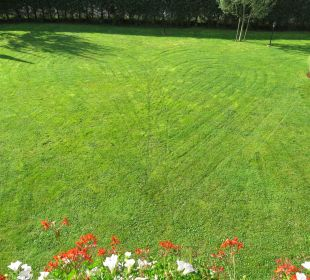 Ortnerhof Herz in Rasen gemäht-toll  Wohlfühlhotel Ortnerhof