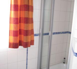 Dusche Ferienpark Bodetal