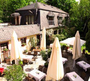 Terrasse Hotel Blesius Garten
