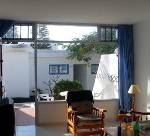 Wohnbereich Hotel Jable