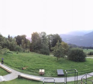 Blick von der Bar Kempinski Hotel Berchtesgaden