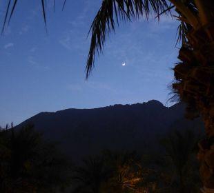Abendstimmung Six Senses Spa At Zighy Bay