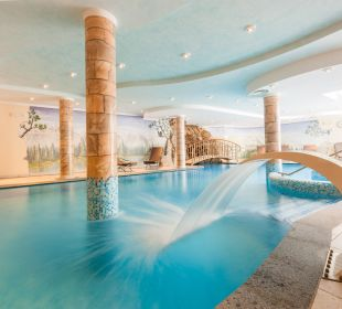 Hallenbad Dolce Vita Hotel Jagdhof Aktiv & Bike Resort