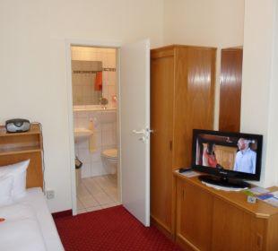 Einzelzimmer Nr.6 Gästehaus Linde