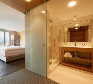 Badezimmer Hotel Allgäu Sonne