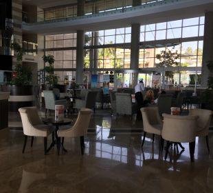 Lobby Kirman Leodikya Resort