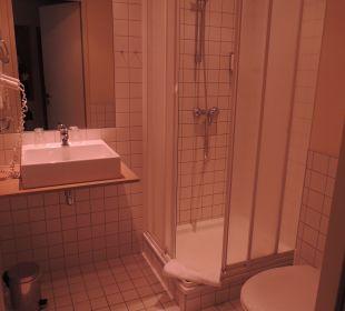Badezimmer Best Western Hotel City Ost