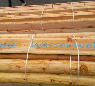 Material für Murmels Wasserwelt ist angekommen Kinderhotel Oberjoch
