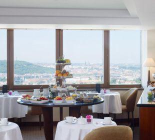 Executive lounge Hotel Corinthia Prag