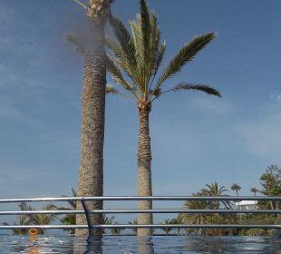 Oberer Pool Ausblick VIK Hotel San Antonio