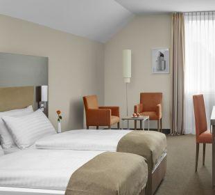 Twin Room InterCityHotel Darmstadt