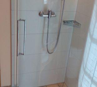 Dusche Hotel Großarler Hof