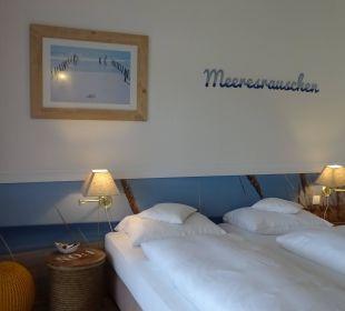 Kein Doppelzimmer gleicht dem anderen Hotel Villa Granitz