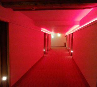 Hotelgang Hotel Krallerhof