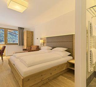 Doppelzimmer - Saphir - superior mit Badezimmer Hotel Kristall