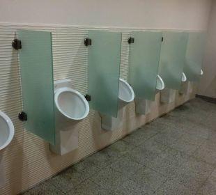 Bad / WC im Erdgeschoss Steigenberger Hotel Hamburg