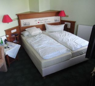 Bett Hotel Victoria