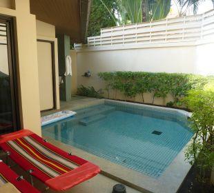 Poolvilla Pool Hotel Dewa Phuket