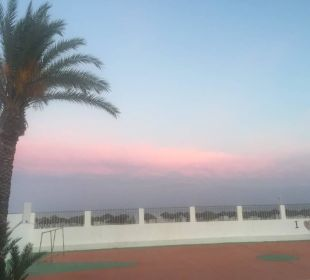 Aussicht von der Restaurant Terrasse  Hotel Samira Club