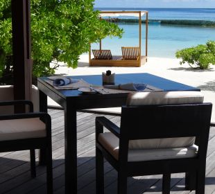 Der 2. Pool am Restaurant Vibes Lily Beach Resort & Spa