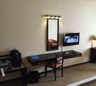 Vom Bett aus Hotel Ramada Katunayake Colombo International Airport
