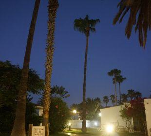 Gartenanlage Hotel HL Miraflor Suites