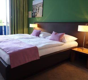 Betten Das Capri.Ihr Wiener Hotel