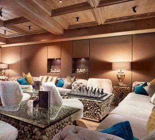 Lounge in der Hotelbar Hotel Quelle Nature Spa Resort