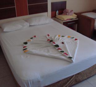 Efekt racy pokojówki Hotel Krizantem