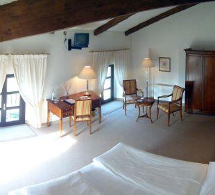Grosse Zimmer Sunstar Boutique Hotel Castello di Villa